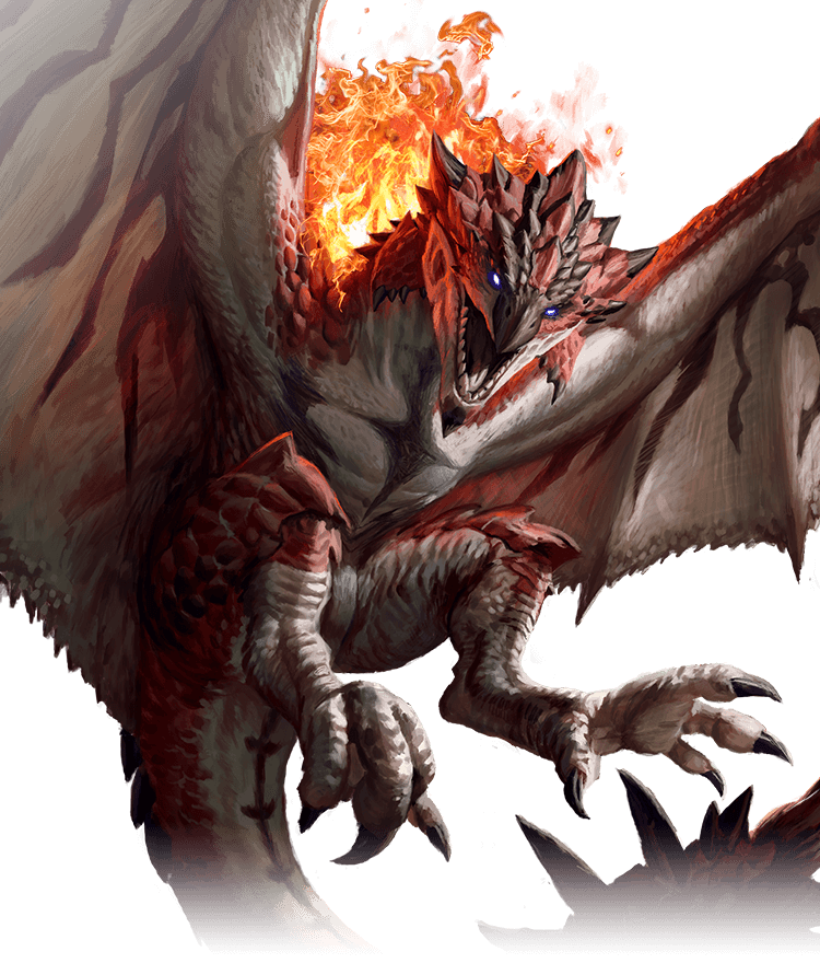 RATHALOS | TEPPEN -Official Site-